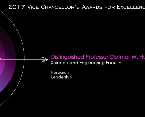 QUT Vice Chancellor's Award for Excellence 2017