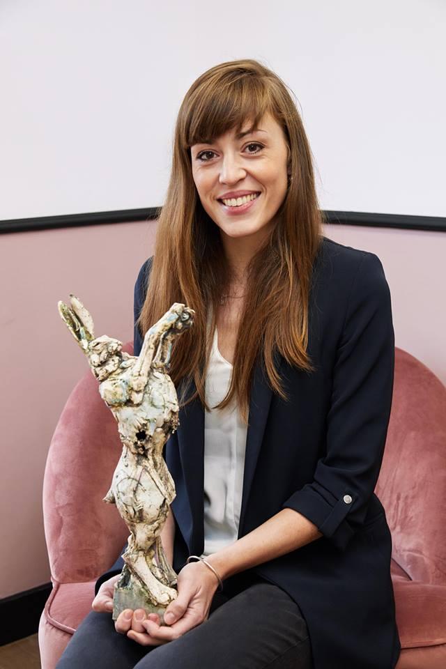 Nathalie Bock Lush Prize