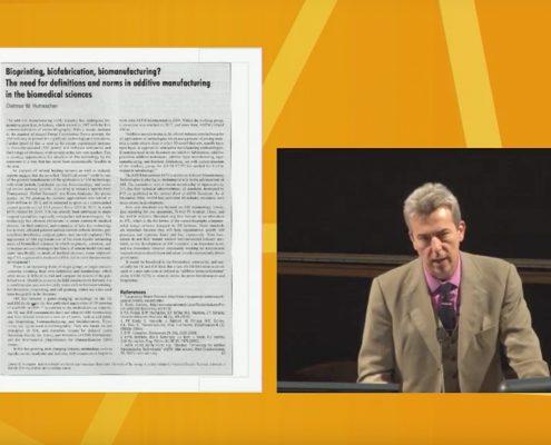 Video - presentation - Dietmar Humacher